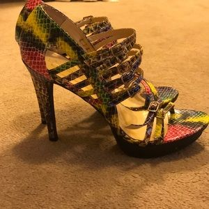 One of a kind high heels